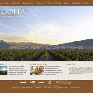 J.Lohr Website